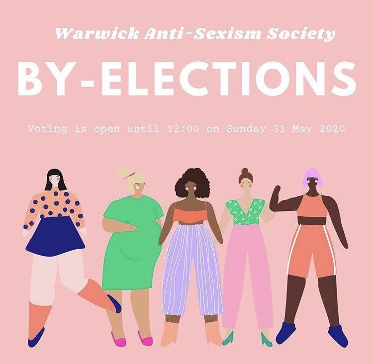 voting for our by elections closes at noon tomorrow go to our su page, link in bio pic.twitter.com/wi0Cy2GSTt