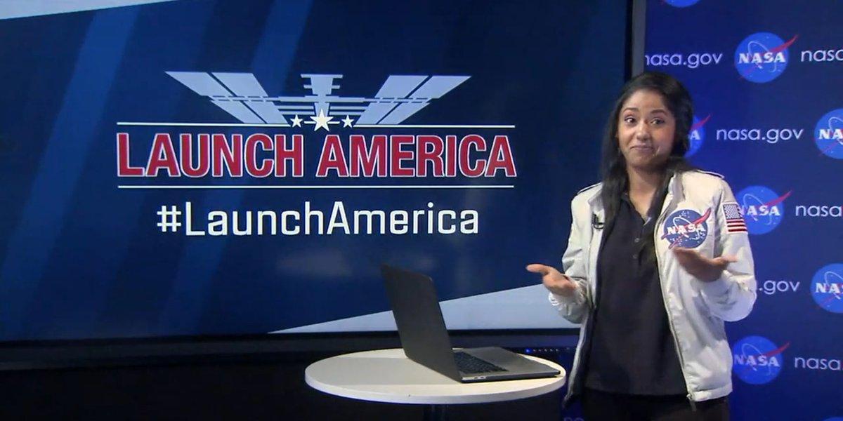 #LaunchAmerica