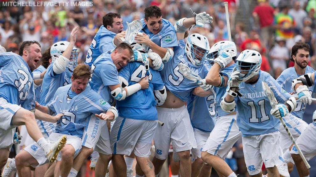 🏆 @UNCMensLacrosse  🏆 @uncwlax   In 2016, @GoHeels became the only ACC school to win both the men's & women's lacrosse title in same year 🐏 https://t.co/1LgTzaS7DI