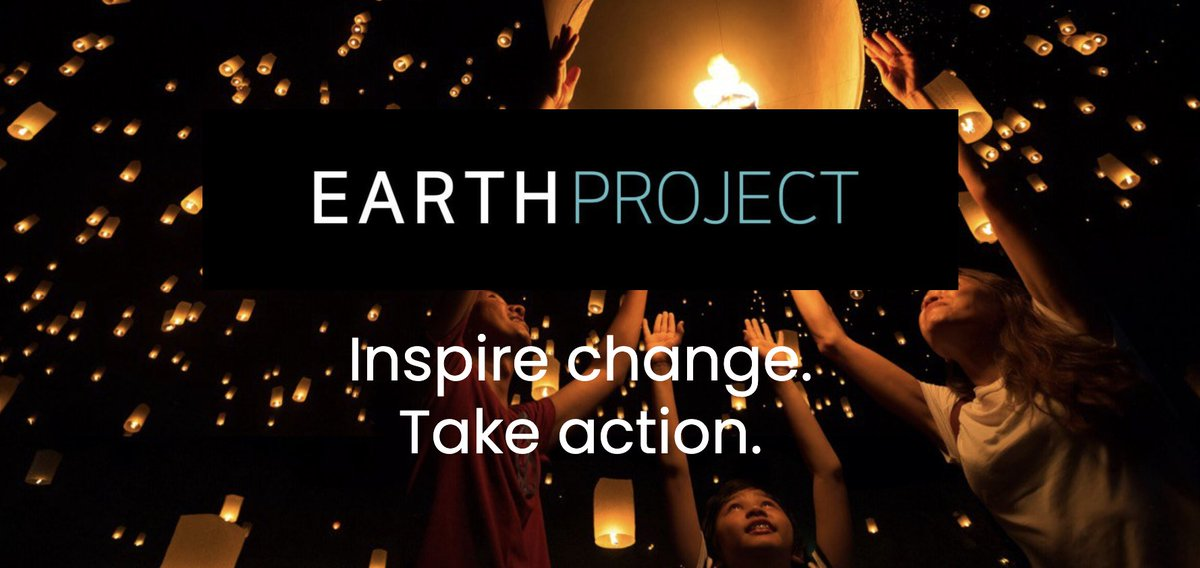 """""""It takes each of us to make a difference for all of us""""  Are you a teacher? Join the Earth Project Community for #socialchange and #sustainability!  http://earthproject.org #T4Conf #TakeActionEdu #teachSDGspic.twitter.com/mSqYnyBiOI"""