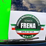 Image for the Tweet beginning: 🔴 Integrantes del  #FRENA