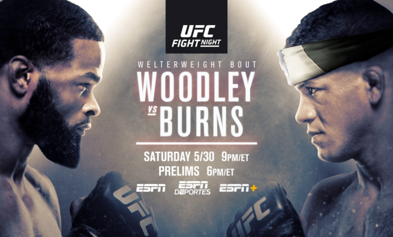#UFC On ESPN 9: Woodley Vs. Burns Live Coverage, Results - https://t.co/fQzjqNEJN1 #GilbertBurns #TyronWoodley #UfcOnEspn https://t.co/mIimyVXInp