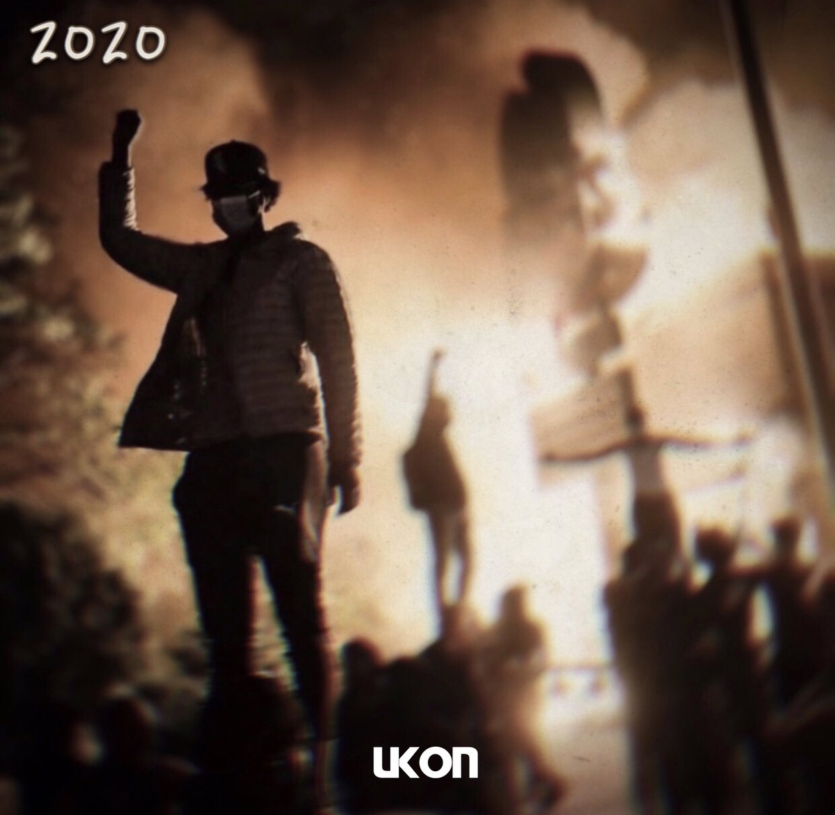 Working on a side project  #2020riots #Ukon #EP pic.twitter.com/skFEkqgZcd