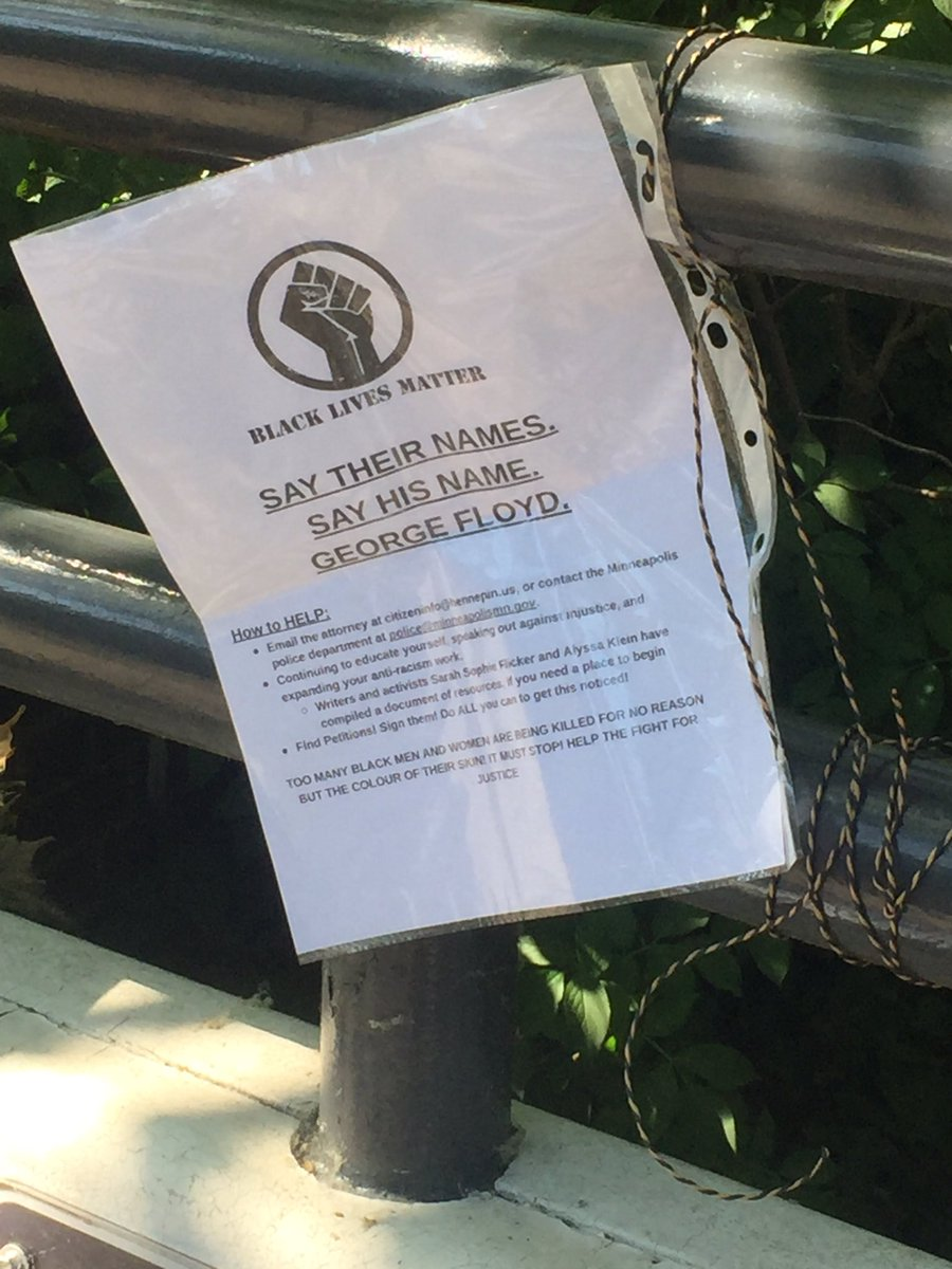 This was seen pinned to a railing in Sainsbury's Car Park, Bath, today. pic.twitter.com/c9MSNhNX1i