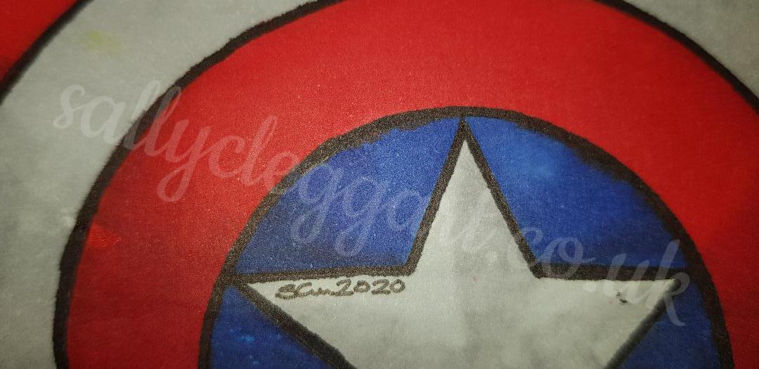 Check out my latest blog here:  #art #artist #ArtistOnTwitter #blog #artblog #captainamerica #doodle #followforfollow