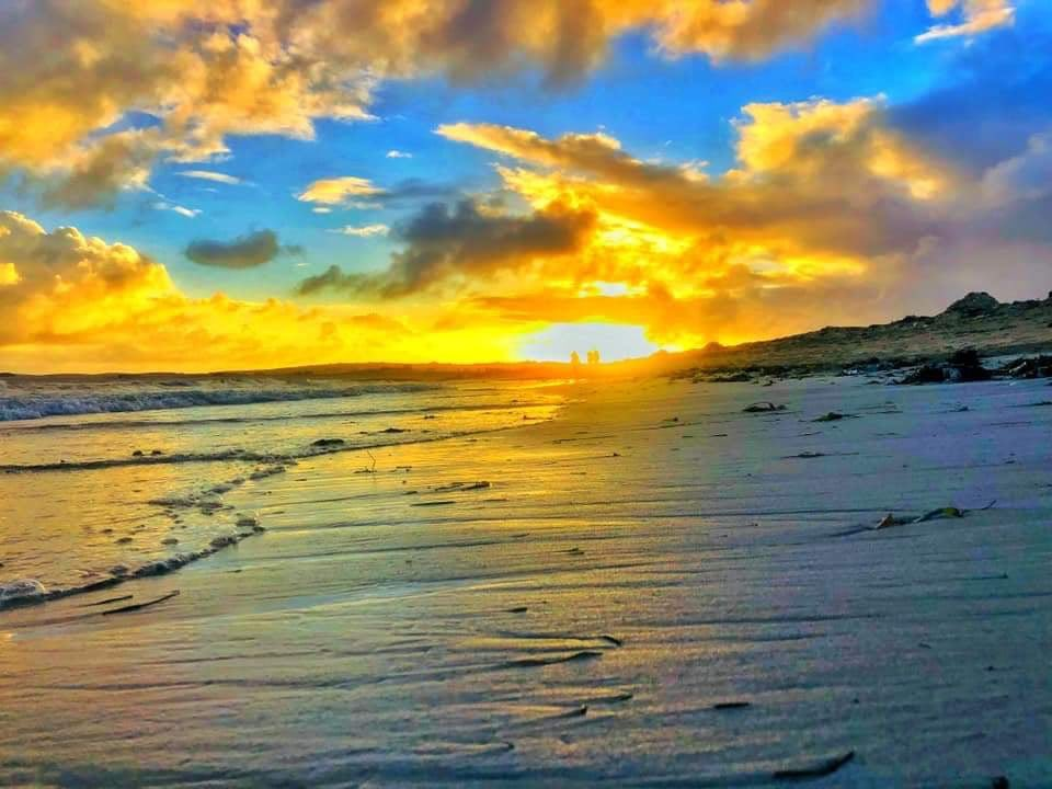 Have you ever experienced all these magical feelings at once; Watching the #sunset by the flickering warmth of a #beach bonfire, backed by the sound of crashing waves .  We spent two beautiful days at the historical coastal city of #Warsheekh. #Somalia #Tourism pic.twitter.com/NINP78B2sZ