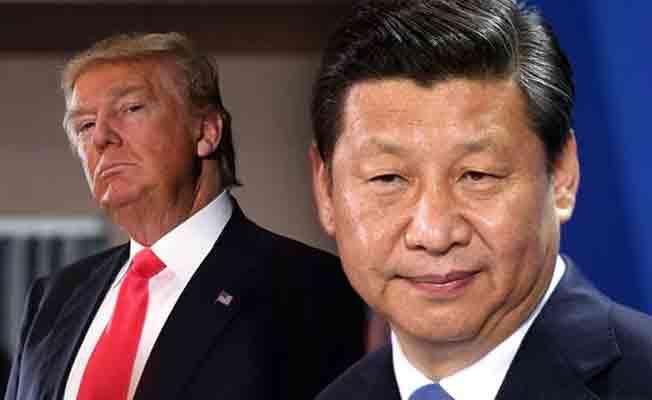"""#Sondakika #Çin Devlet Başkanı #ŞiCinping'in, orduya """"savaşa hazır olun"""" talimatı verdiği ortaya çıktı.pic.twitter.com/SCOFfPTSoK"""