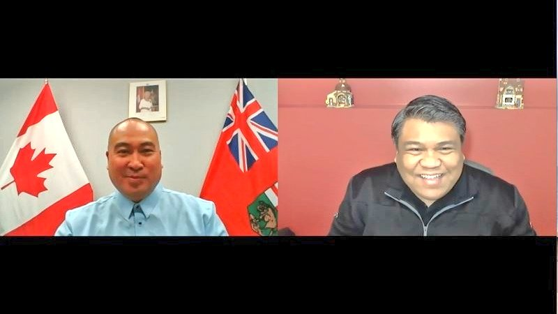 test Twitter Media - Thank you to Kris Ontong of Barangay Canada for allowing me the opportunity to connect with our kababayans going into the month of June recognizing Filipino Heritage month in Canada and speaking about last year's provincial resolution on this subject. Maraming salamat! 🇨🇦🇵🇭 https://t.co/djO2tcJ6GS