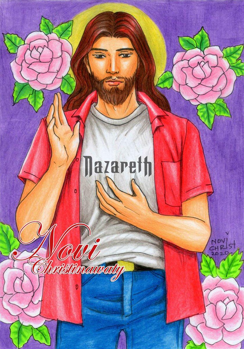 #Jesus #easter #happyeaster  #SaintYoungMen #saintoOniisan #聖おにいさん #HikaruNakamura #Nazareth #illustration #manga #mangaFanart #illustrations #art #arts #Drawings #drawing #pencildrawing #sketches #sketches https://t.co/decWfuFuAv