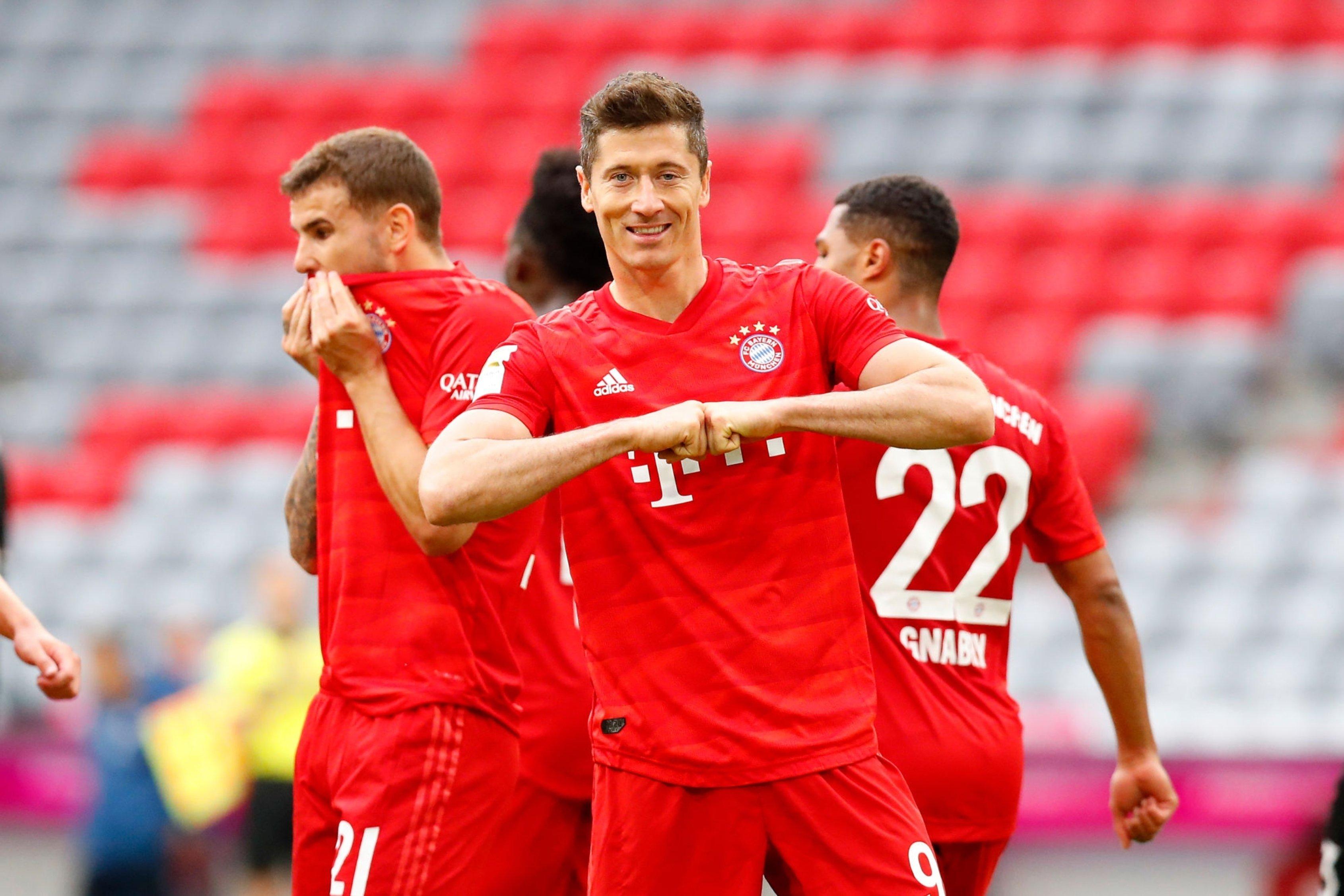 Бавария - Фортуна 5:0. Очередной идеальный матч - изображение 1