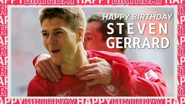 Happy birthday Steven Gerrard: Watch his best FA Cup goals