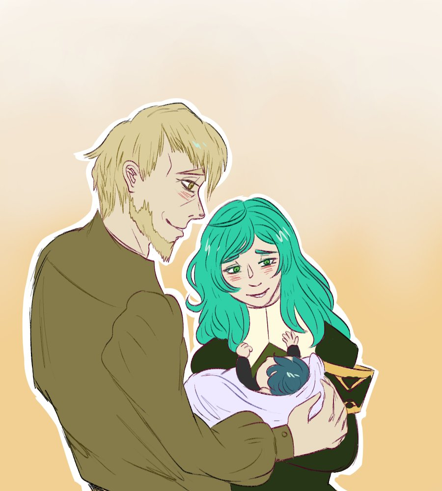 i think about the eisner family a lot. [#fe3h #dimileth]
