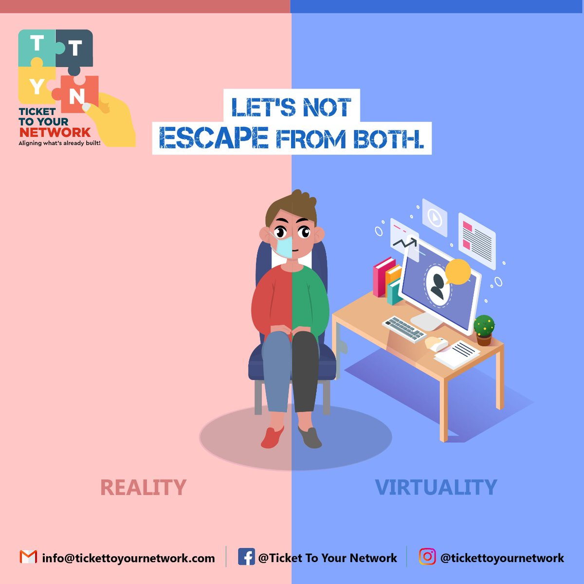 Alignment of both is need of the hour.  #webinar #virtual #MentalHealthAwarenessMonth #realestate #sales  #Finance #education  #buisness #followback #tickettoyournetwork #love #india #likealways #likeall #photooftheday #instagood #TwitterTips #humancapital #digital #marketing
