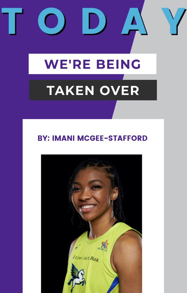 Head on over to our IG story and get a look into @imanitrishawn_'s life as she takes over our IG story all day!! You're not going to want to miss it! GO GO GO! 🙌 https://t.co/Kgqv2Cl4fh