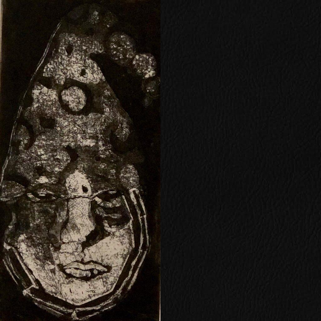 Joker print on paper  #contemporaryart #printmakingpic.twitter.com/OVwzabaog2