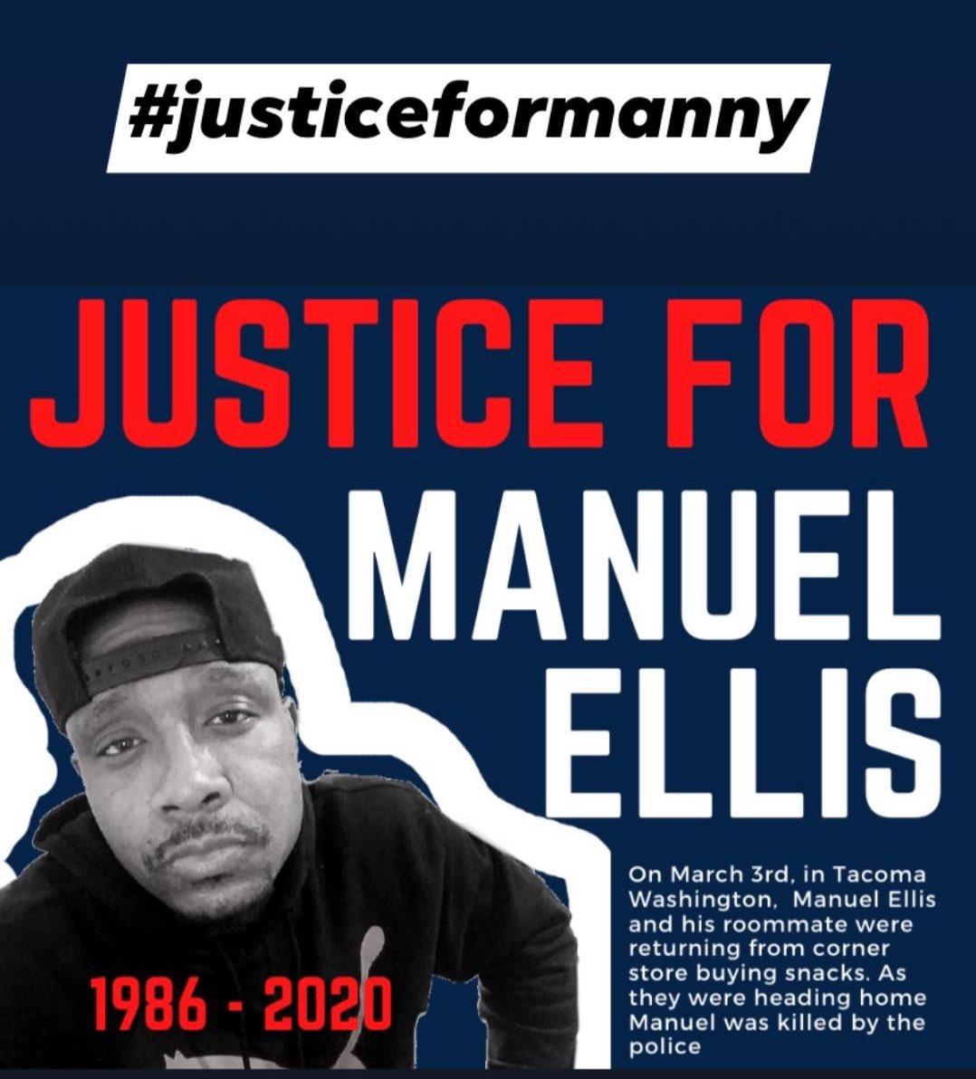 Killing of Manuel Ellis
