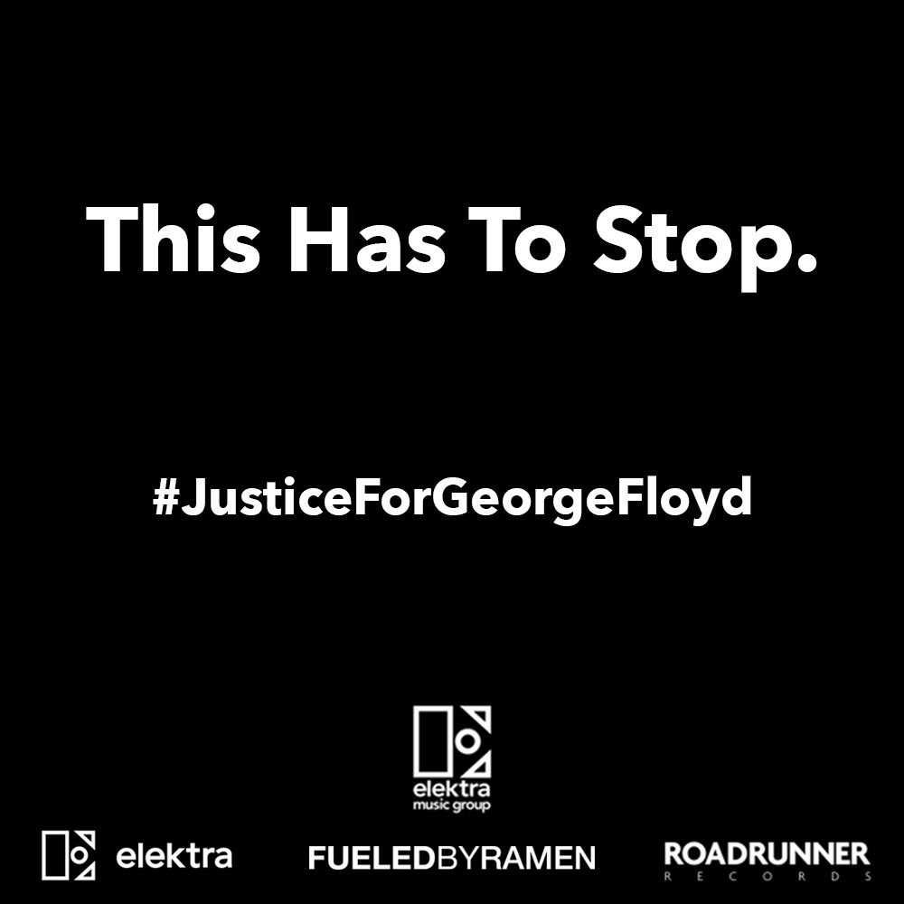 We cannot stay silent in the wake of these senseless acts of violence.  This has to stop.  #JusticeForGeorgeFloyd https://t.co/q9U3uErfVT