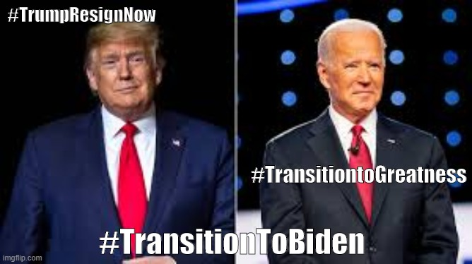 Before there is nothing left to save... #TrumpResignNow #TransitionToGreatness #TransitionToBiden #GoJoe #VoteJoe #TheResistance #FreshTweets