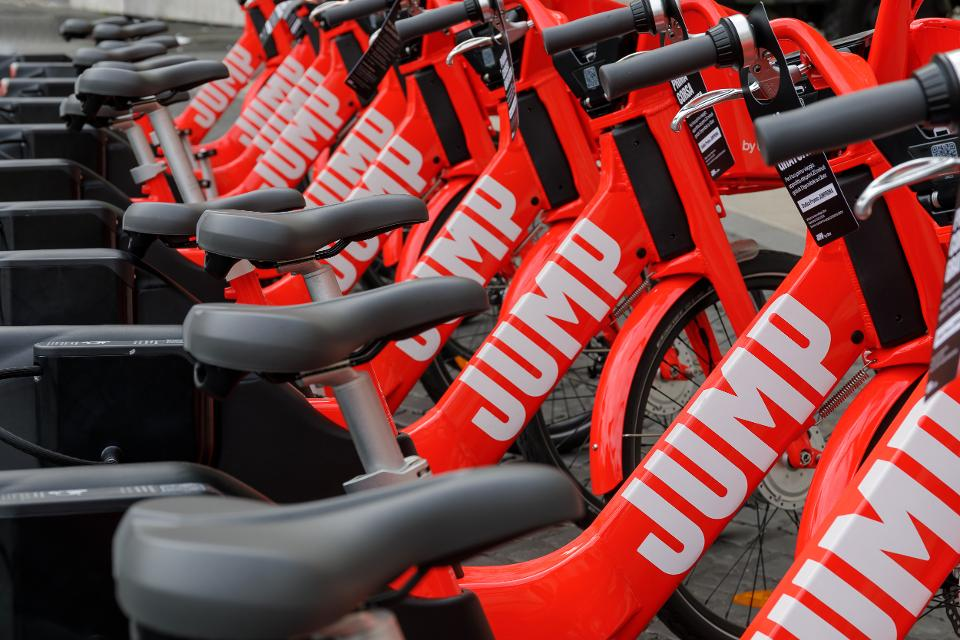 Uber defends sending thousands of JUMP bikes to the By @bissieness
