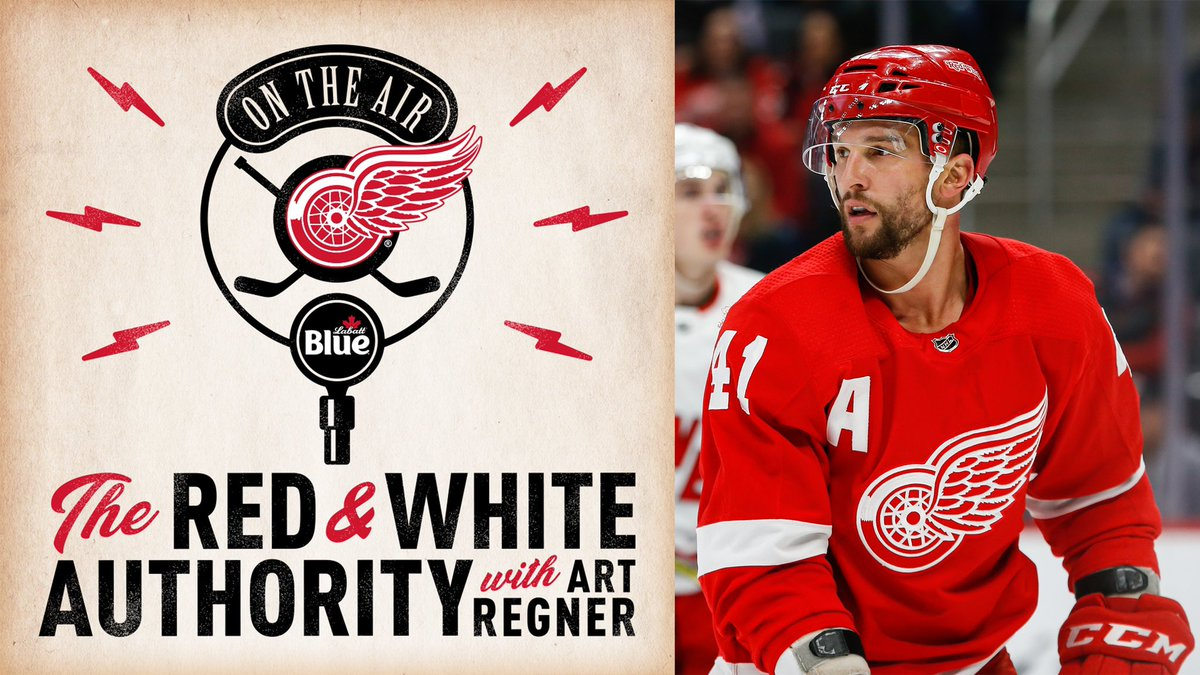 Luke Glendening, Detroit's player rep, discusses the NHL's 24-team playoff format, plus the #RedWings season & his career on the podcast.   Listen/Subscribe: https://t.co/B9lTzxpr6e SoundCloud: https://t.co/arknGGw16m https://t.co/wY7m2jrq8L