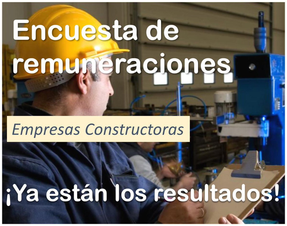 Desde el año 2001 realizamos en forma permanente e ininterrumpida una Encuesta de Remuneraciones y Beneficios.   Para más información, contactános a: Info@gestionconsultores.com.ar/ 2612069587  #encuestas #rrhh #rrhhargentina #empresas #trabajo #homeoffice #coronapic.twitter.com/pycI319pjs