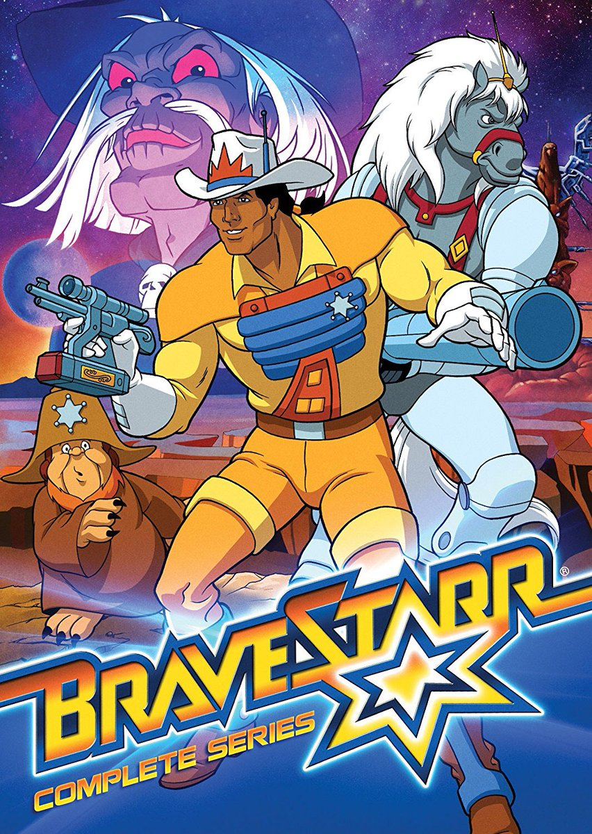 Had time for a few #SaturdayMorningCartoons before getting to the yard work. 1) BraveStarr  2) Kidd Video 3)Dungeons & Dragons  4) She-Ra And The Princesses Of Power What's on your list? #cartoon #SaturdayMorningpic.twitter.com/OnrzxB9DCx