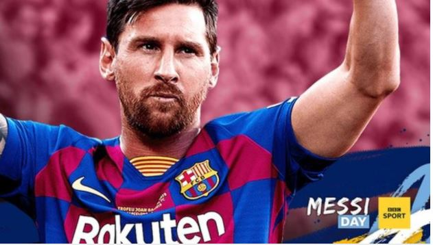 Lionel Messi is a player who stirs feelings like no other. He turns sport into art. More from @GaryLineker here 👉 bbc.in/3eA2dwW #bbcfootball #Barca