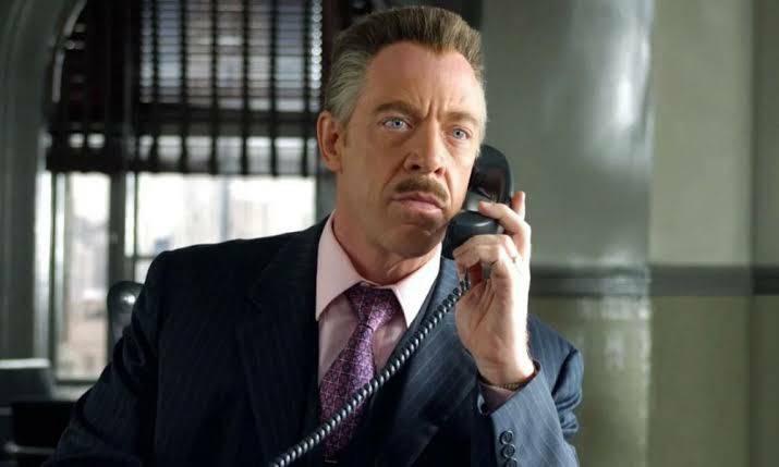 #JKSimmons confirmó que aparecerá como J. Jonah Jameson en varias películas  de #Spiderman 🕸📰 https://t.co/cvbQXtirwl