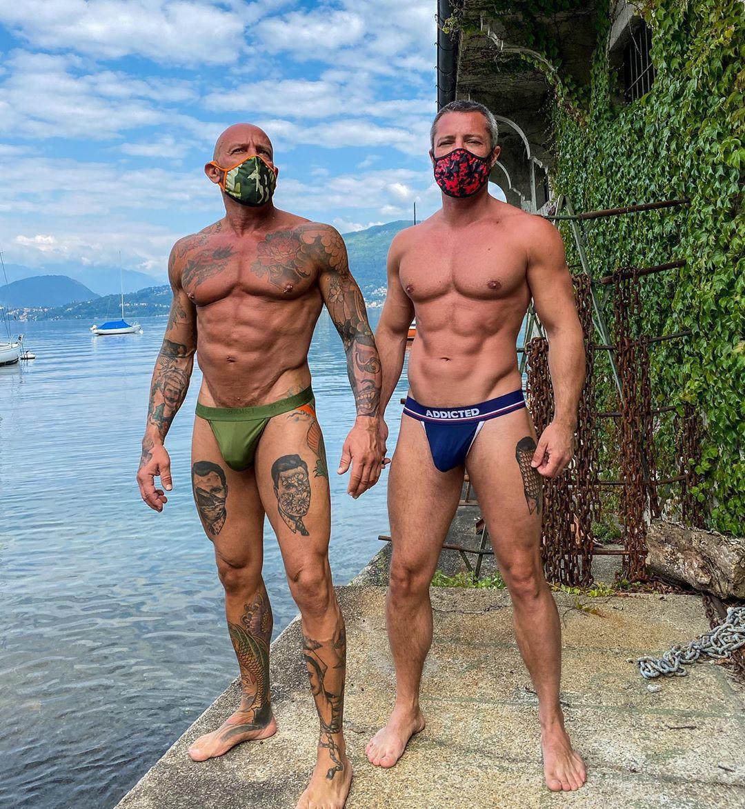 . Gay Boyfriend Couple Follow IG ( @francesconix2 & @gionnicalde ) . 👬👨❤️👨💪♂️🌈🏳️🌈 #gay #gaylife #gaypride #gaymen #gaylove #lgbtpride #lgbtq #loveislove #lovewins #gayboyfriendcouple #gayrelationship #gaycouple #gaymuscle https://t.co/zVFiaIBIFO