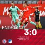 Image for the Tweet beginning: Starker Tag beim #FCBayern! 💪