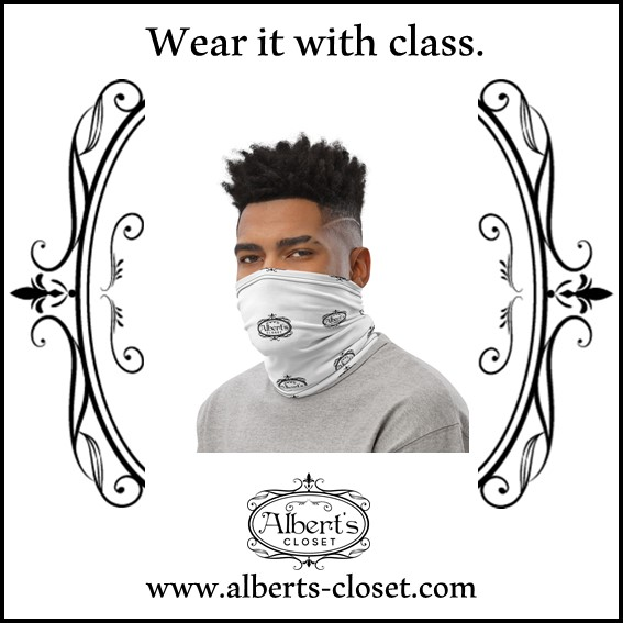 Featuring our brand (inspired by the classic Vintage-Victorian era) our neck gaiter is a versatile accessory and can be worn as a face covering, headband, bandana, wristband & neck warmer. Wear it with class. #menswear #mensfashion #style #men #menwithstyle #menwithclasspic.twitter.com/yT07xZI1V0