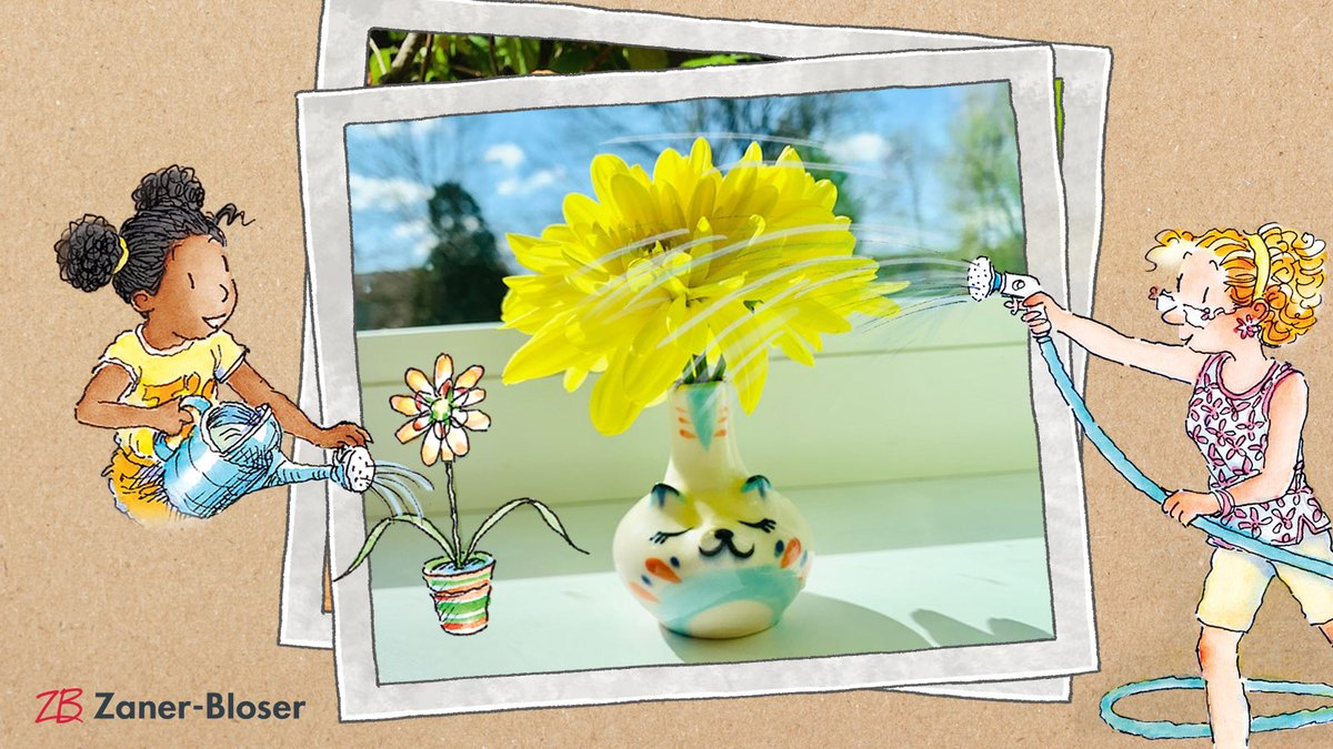 It's National Water a Flower Day! 🌼 Celebrate with the Superkids and share your favorite flower below! https://t.co/gzbf5qhJCE