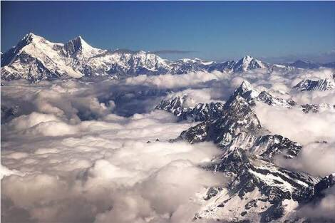 """Did You Know? After 31 people died attempting to climb Nanga Parbat before it's 1953 first ascent, it was nicknamed the """"Killer Mountain."""" Nanga Parbat is the 3rd most dangerous 8,000-meter peak with a death rate of 22.3 percent of climbers dying on the mountain. #KillerMountain https://t.co/gjTgofNHiE"""
