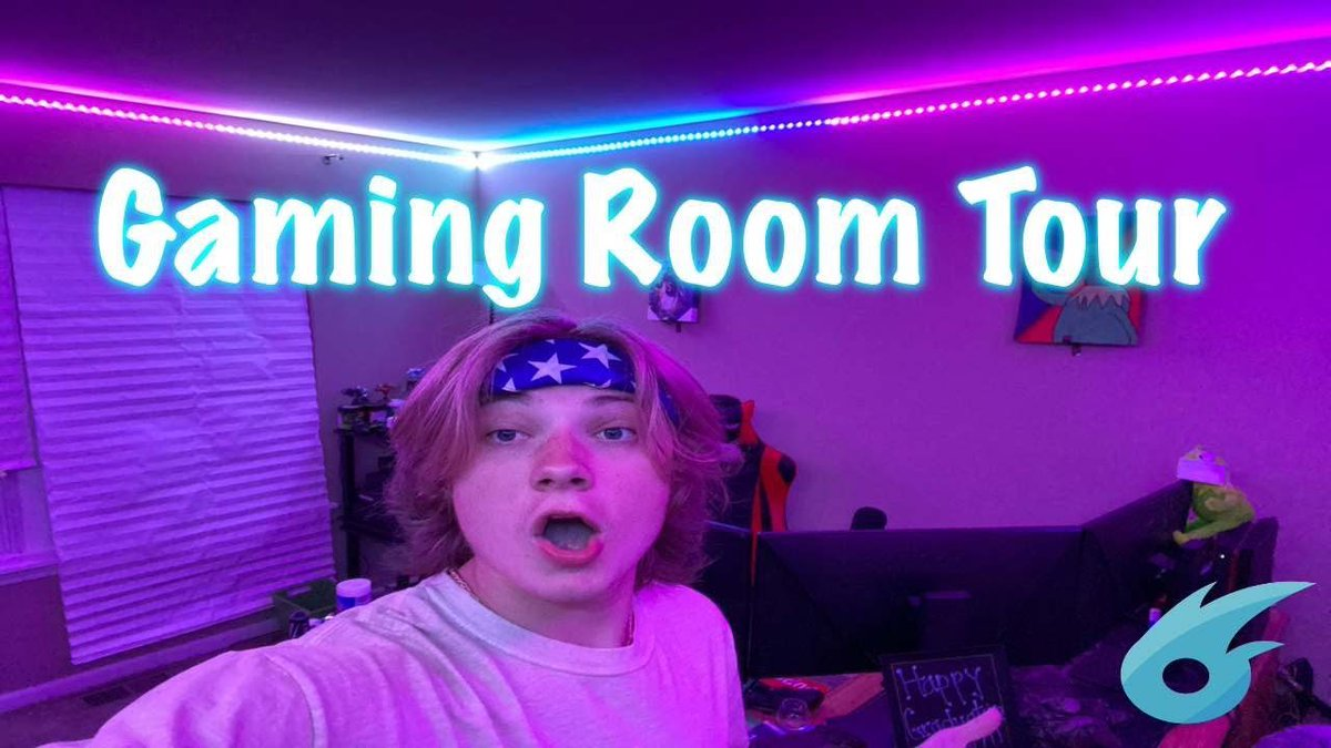 Gaming Room Tour is up on YouTube!!! Go check it out!!!  https://youtu.be/WUChniSM7FU  #gaming #gamingsetup #setuptour #youtube #gamingroompic.twitter.com/l3qIgjiIsZ