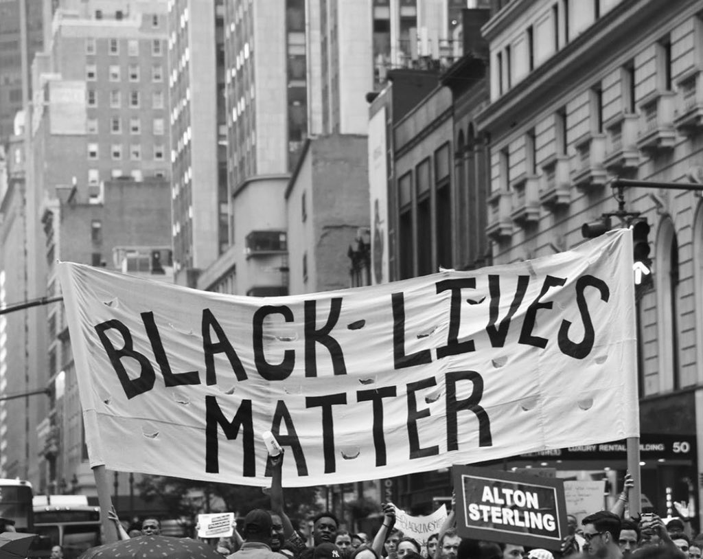I have spent the last 24 hours just trying to process this all. Nothing anyone says can take back what has happened. But we can and must all make sure to take action. Too many black lives have been taken from us for far too long. https://t.co/2bOF1mxE04