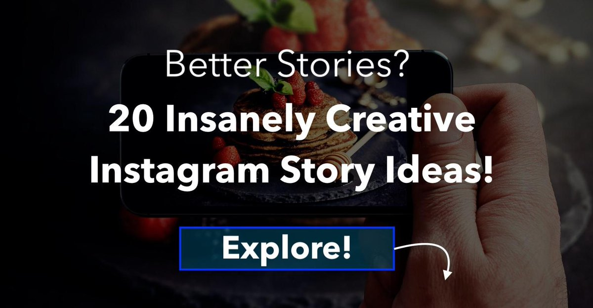 #Instagramstories are a great way to boost your awareness, if done correctly.  Discover how to create better stories on #instagram via @famoid   https://buff.ly/30roOpC pic.twitter.com/83GJ4s6gdF
