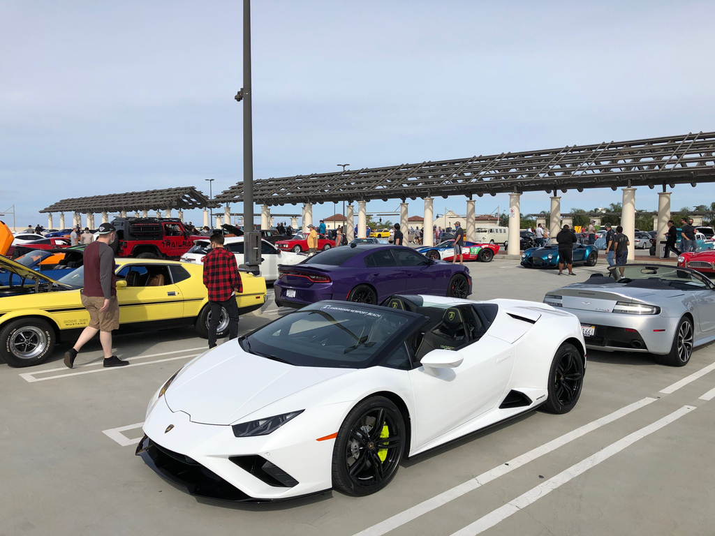 Lambo Newport Beach On Twitter Great Turnout Today At Southoccarsandcoffee Felt Great To Getoutanddrive In The All New Huracan Evo Rwd Spyder If You Saw Us And Snagged Some Photos Post Them