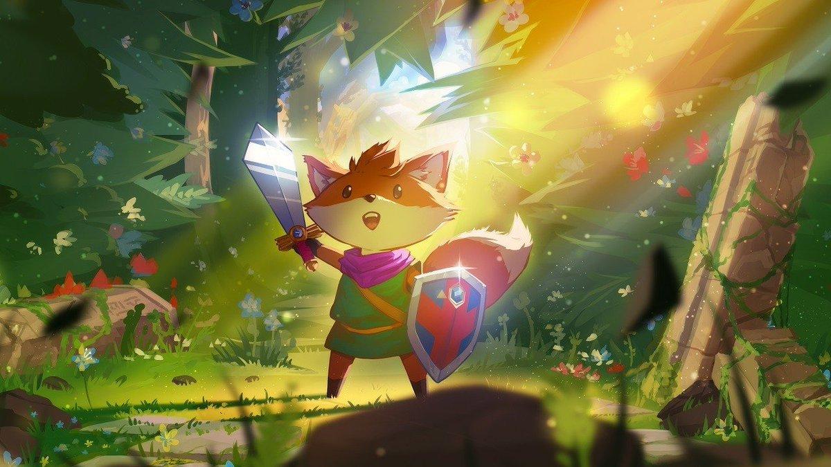 Tunic Is An Adorable Adventure Hiding Dark Secrets. #gamergirl #gamenews http://bit.ly/2MrjQ3Upic.twitter.com/Hr7z3Twp0v