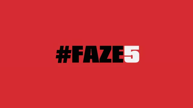 FaZe Clans official recruitment Challenge is returning in 2020 WE WERE ALL FANS ONCE WE ARE ALL FANS NOW Whos next? #FAZE5