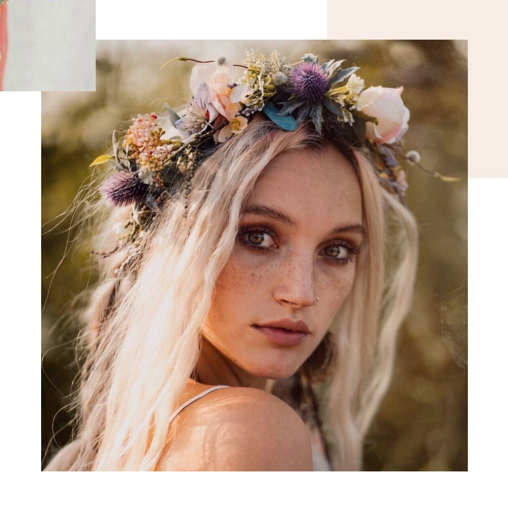 Introducing the India Wild Flower Crown  Each flower crown is handmade with love in Britain and we just can't get enough of them!  * @lunaandwild * #flowercrown #bohoflowercrown #bohobride #bohostyle #alternativeweddingideas #bride2021 #bridetobe2021 #bridetobe2022pic.twitter.com/80Mwou88Bd