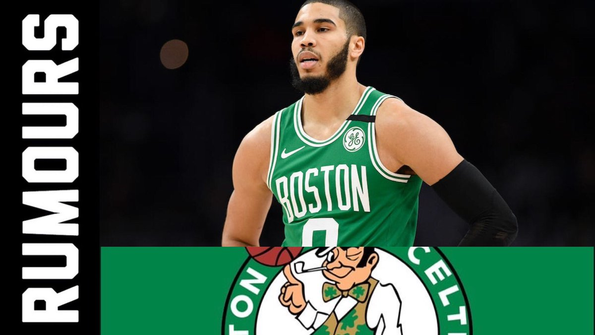 "As per Brian Windhorst of ESPN, the Boston Celtics will ""most likely"" offer Jayson Tatum a max contract after the season. #jaysontatum #tatum #celtics #boston #bostonceltics #NBA #NBAPlayoffs https://t.co/yhaKvIWash"
