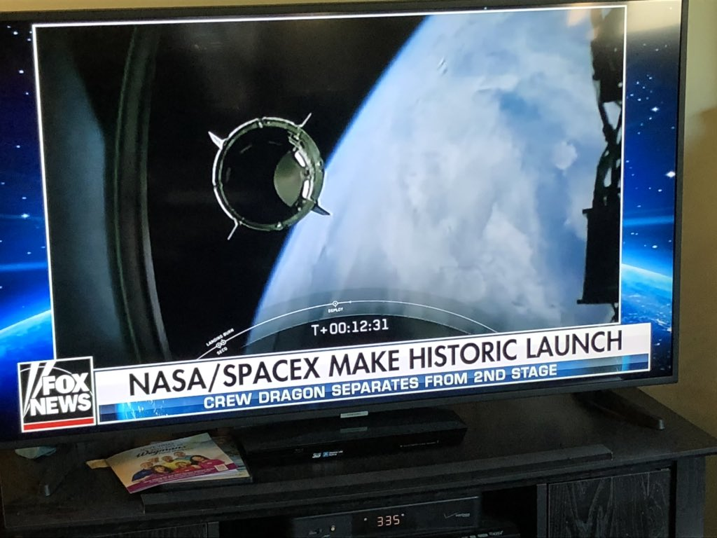 Whoo-hoo! 🎉 Congrats to <a target='_blank' href='http://twitter.com/NASA'>@NASA</a> and <a target='_blank' href='http://twitter.com/SpaceX'>@SpaceX</a> for successful American launch! 🚀 Plus safe return of Falcon9 — super cool to stick the vertical landing on the drone ship!! 😎<a target='_blank' href='http://search.twitter.com/search?q=LaunchAmerica'><a target='_blank' href='https://twitter.com/hashtag/LaunchAmerica?src=hash'>#LaunchAmerica</a></a> <a target='_blank' href='http://search.twitter.com/search?q=KWBpride'><a target='_blank' href='https://twitter.com/hashtag/KWBpride?src=hash'>#KWBpride</a></a> <a target='_blank' href='http://twitter.com/lsullivan'>@lsullivan</a> <a target='_blank' href='https://t.co/aRN2DDykGu'>https://t.co/aRN2DDykGu</a>