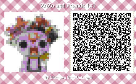 qr code robux Zo Zo Zombie On Twitter Here S Some Zo Zo Zombie Animal Crossing Qr Codes Share Your Pics With Us Below