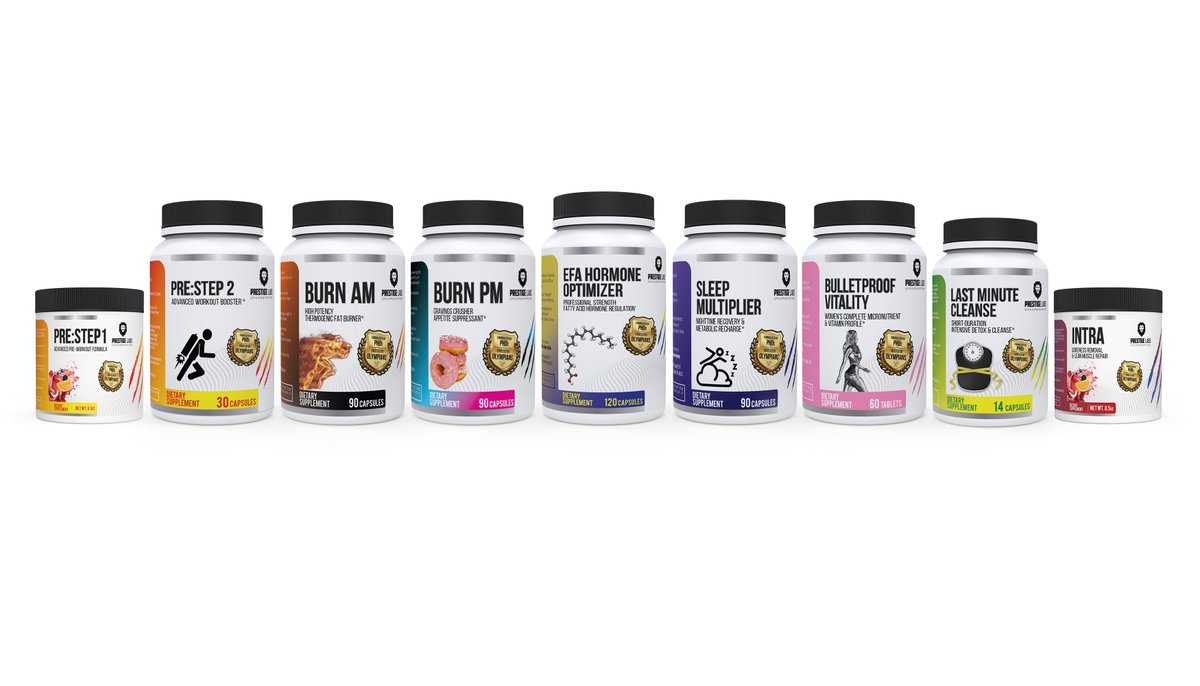 Is the #quarantine15 happening to you? Get more out of your workouts, lose weight and get back on track with #prestigelabs supplements. They do work and they have worked for me and my clients. #fatburner http://bit.ly/PrestigeLabsTransformation…pic.twitter.com/wY657HttwW
