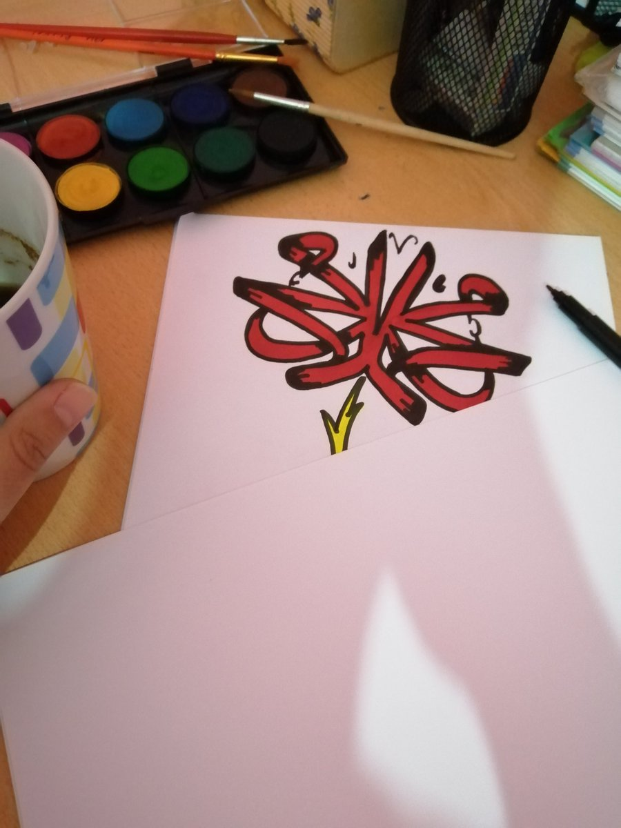 Harflere ruh veren bir sanat #kaligrafi #mypaintik #çizim #renk #colour #tonlama #mydrawing #art #artdrawing #drawing #mylife #suluboyapic.twitter.com/K5hCc7Etaj