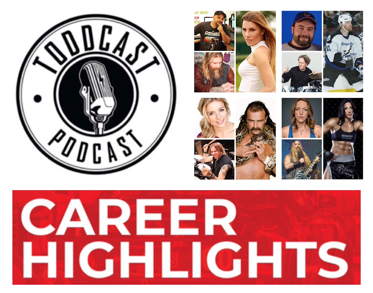 #BeachRadio morning host Ara, #HighTimesSeniorCultivationEditor#DannyDanko, comedian #EricaRhodes & #TWD actress #KerryCahillare among 12 guests in this themed #CareerHighlights #podcast!http://ow.ly/D4wn30oERq5pic.twitter.com/XFhCh6QDSJ