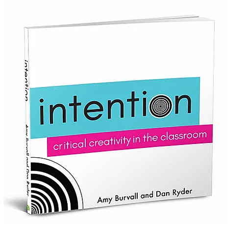 Even when #TeachingOnline & learning from afar, there is time & space for #creative expression -- esp when that #creativity leads to deeper understanding; @AmyBurvall & I wrote bit.ly/In10tion in a different time and Im confident it can help today