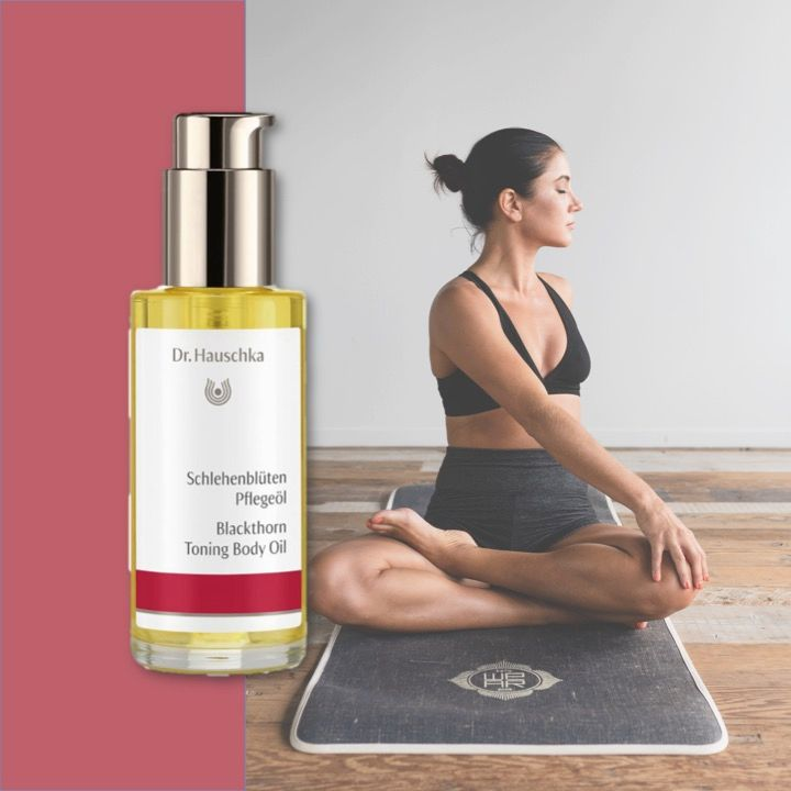 For added elasticity The Dr. Hauschka Blackthorn Toning Body Oil it serves to strengthen, warm and tone the skinGet it Now on http://VicNic.com https://buff.ly/3df11Pl #bodytoning #bodyoil #tonedskin #diet #sport #healthylife #beauty #weightloss #eatclean #workoutpic.twitter.com/fcCm17tpG1