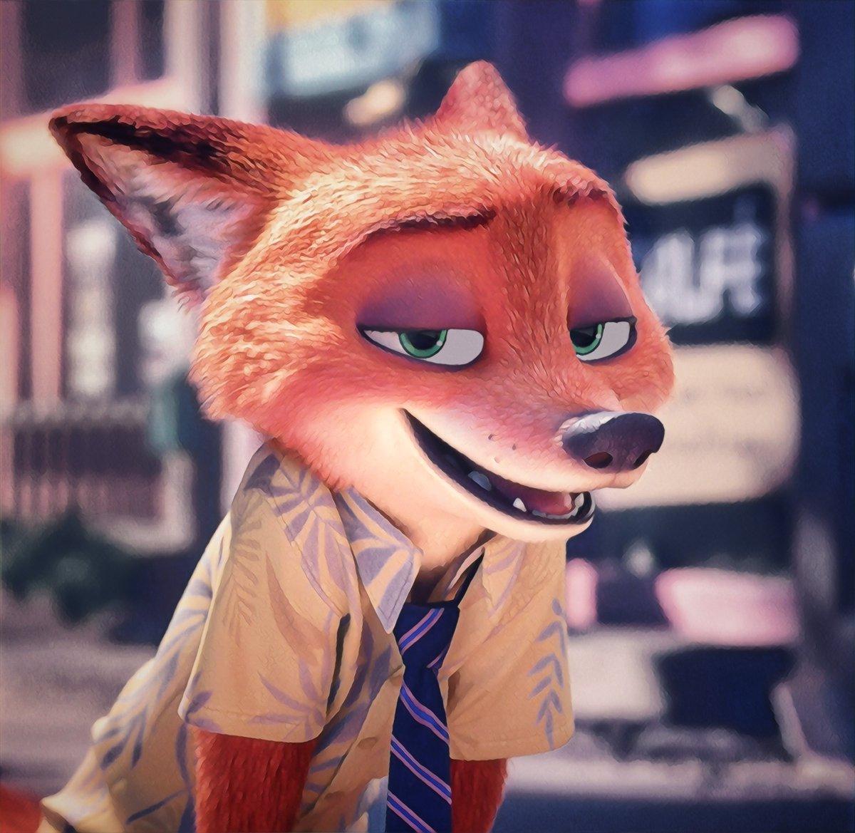 Hey, do you want me to guess what you are thinking now? #bunny #cute #fox #zootopia #nickwilde #judyhopps #furry #furryart #movie #cartoon pic.twitter.com/AfAWxDetag