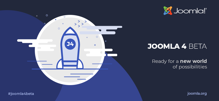 Joomla 4.0 is on the horizon… the Beta is here The Joomla Project is pleased to announce the availability of the Joomla 4.0 Beta release. https://t.co/b0FCOich8t via @joomla https://t.co/pvOBxmjyAF